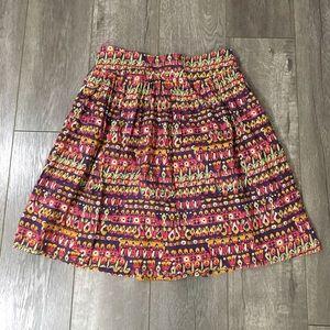Anthropologie edme & esyllte spring skirt small